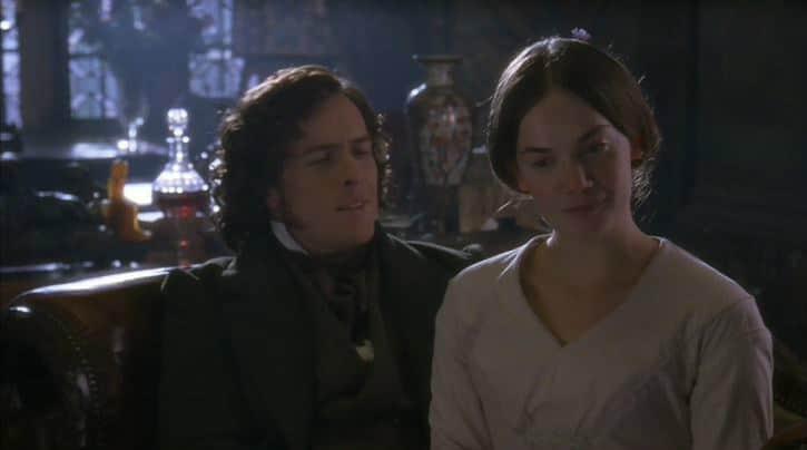 Jane Eyre Morning; Mr. Rochester
