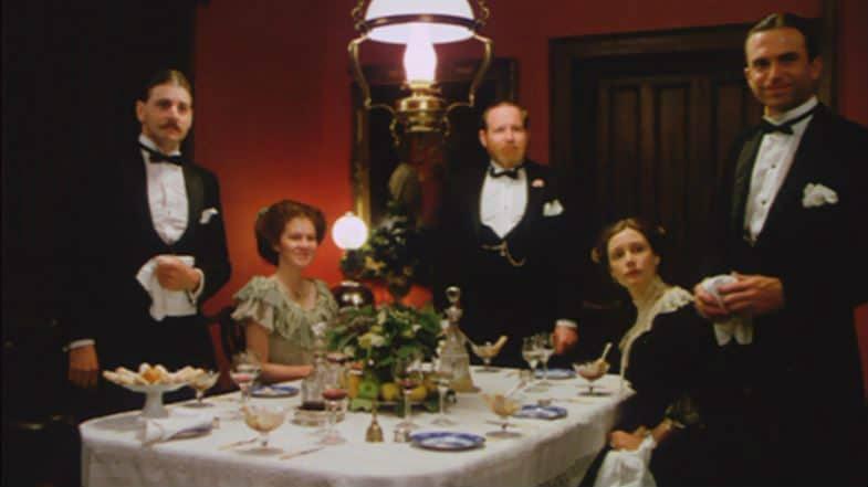 My Brilliant Career Dinner Party