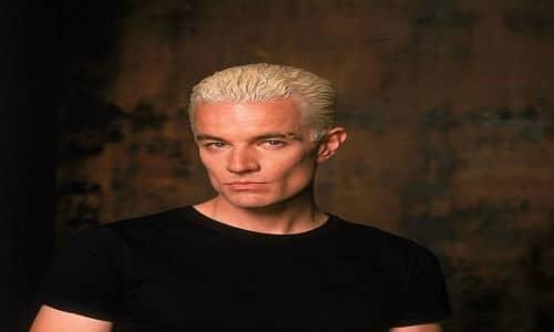 Spike (James Marsters) of Buffy the Vampire Slayer and Angel. Photo: 20th Century Fox