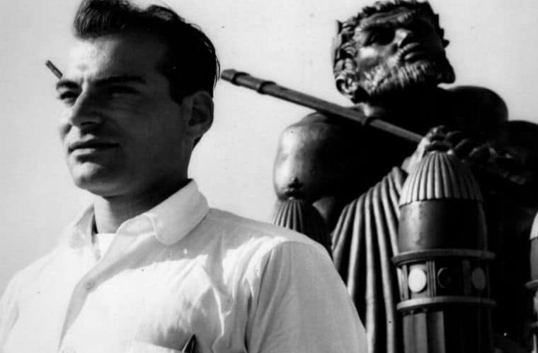 Filmmaker Joe Forte Talks New Documentary 'The Man Who Saved Ben-Hur'