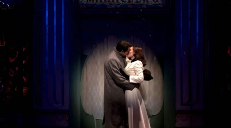 She Loves Me  – An Old-Fashioned Romantic Musical Jimmy Stewart Style