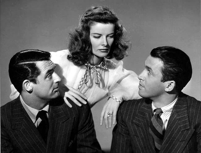 The Philadelphia Story - Katharine Hepburn