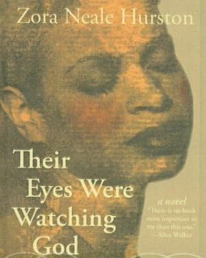 their eyes were watching god cover