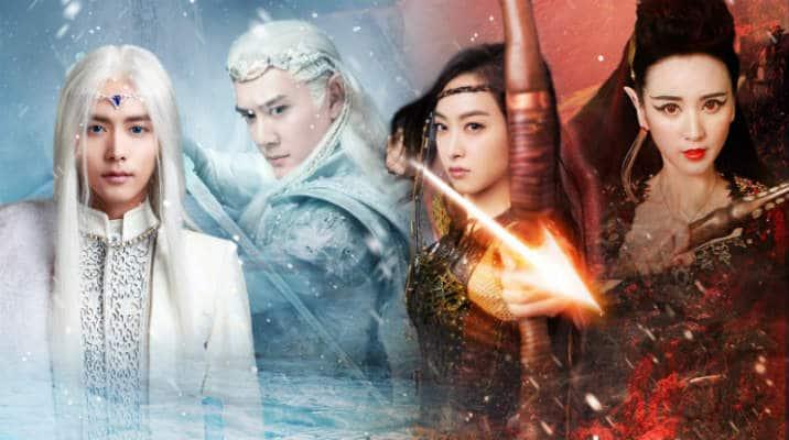Ice Fantasy. Photo: Viki/Hunan TV