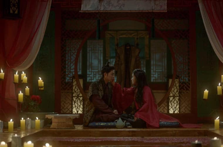 Queen Yoo and 3rd Prince