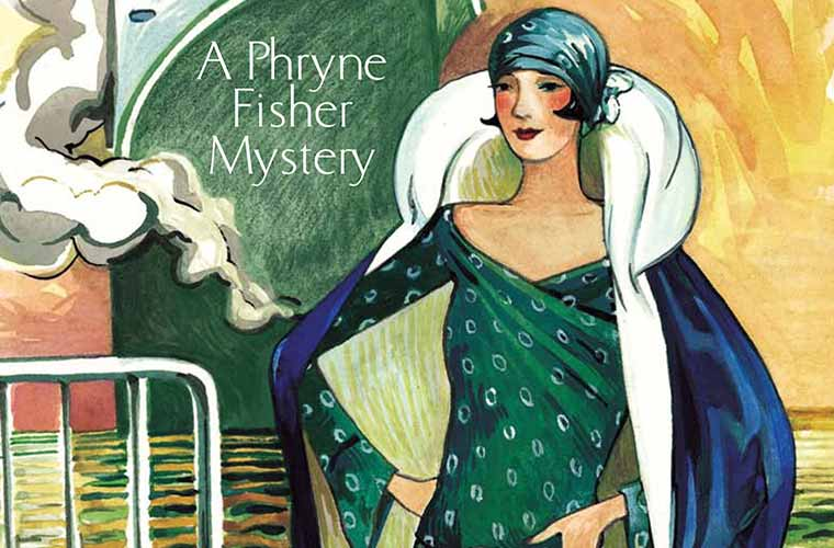 Death at Victoria Dock (Phryne Fisher #4) Book Review -Full of Hijinks