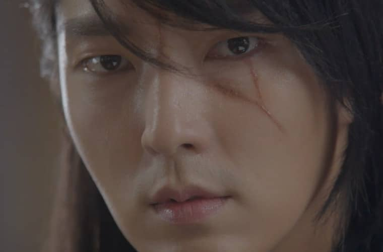 4th-prince-scar-moon-lovers Scarlet Heart Ryeo Episode 6 & 7 Recap
