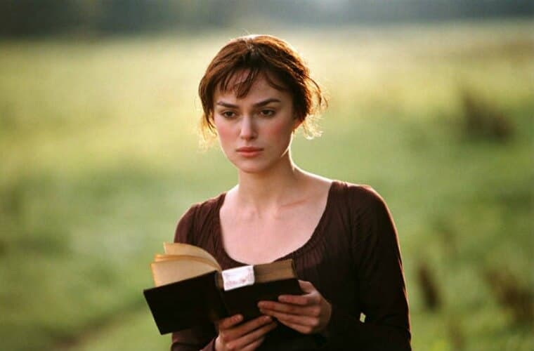 Words of Wisdom From The Women of Literature and Literary Film Adaptations
