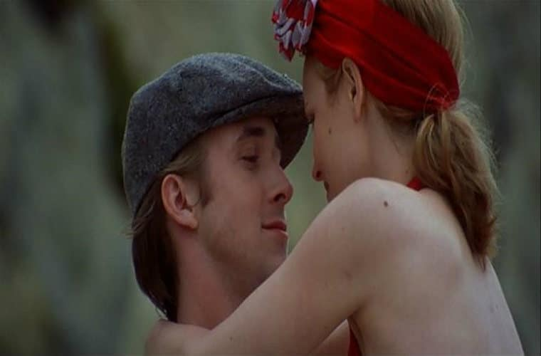 vintage review the notebook a familiar heartbreaking love story the notebook noah allie the notebook review