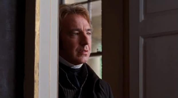 5 Faithful Heroes in Period Dramas - Colonel Brandon