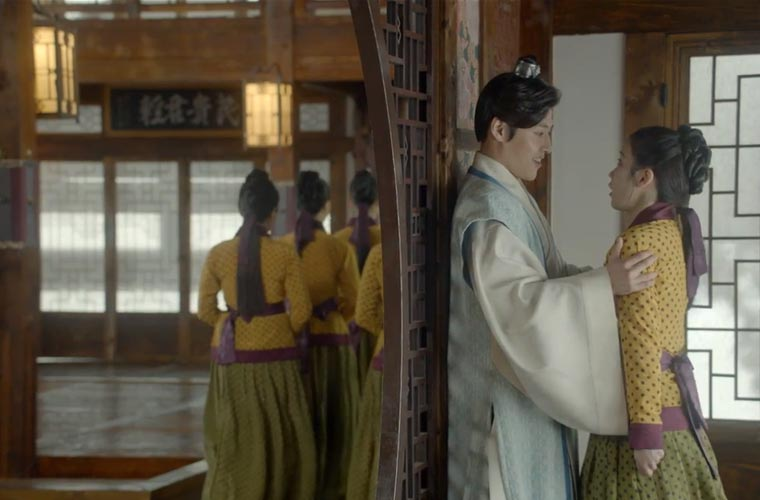 Scarlet Heart Ryeo Episode 6 & 7 Recap – Trapped in the Palace