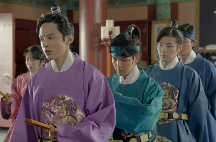moon-lovers-princes-rain- Scarlet Heart Ryeo Episode 8 & 9 Recap