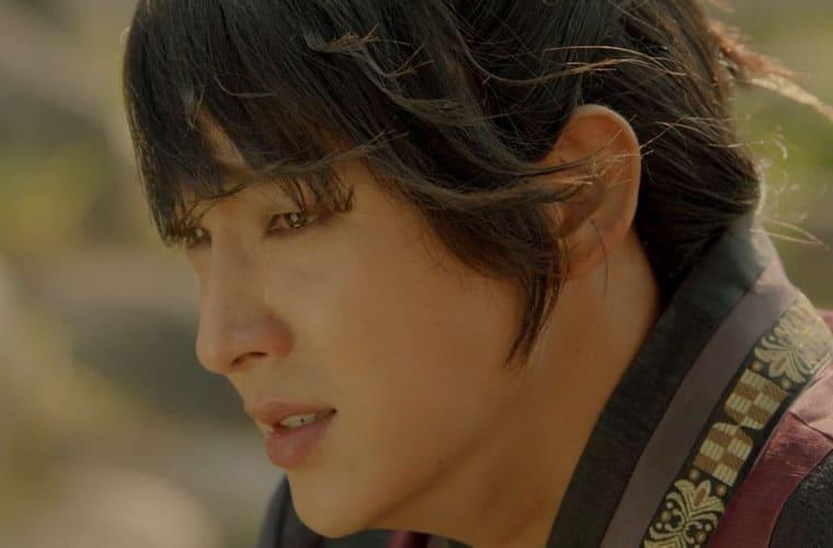 4th-prince-cries-moon-lover Scarlet Heart Ryeo Episode 12 & 13 Recap