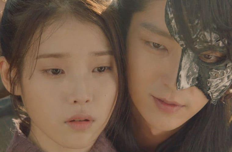 Romantic Moment of the Week - 4th Prince and Hae-Soo From Scarlet ...