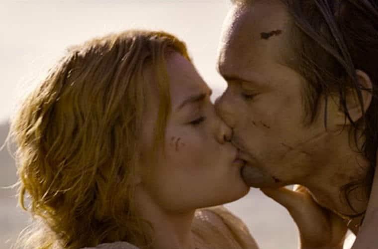 Romantic Moment Tarzan