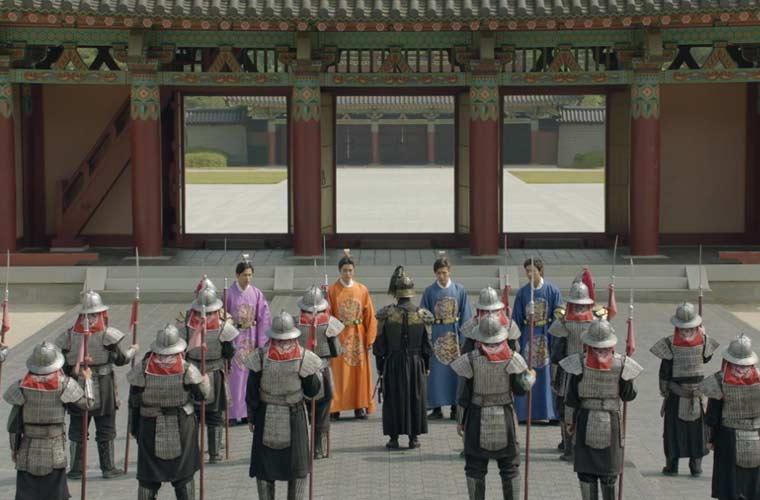 princes-palace-moon-lovers Scarlet Heart Ryeo Episode 12 & 13 Recap