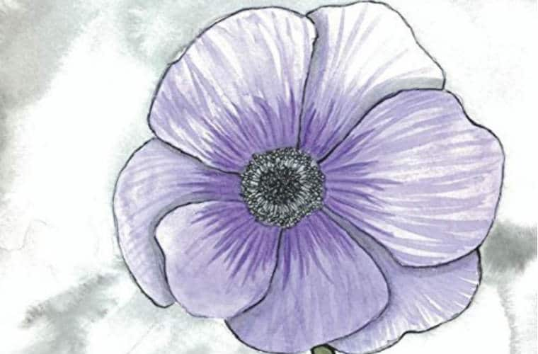 Spotlight On The New Children's Book 'The Purple Poppy' By Gina Jeffries