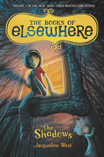 The Books of Elsewhere #1 (The Shadows)