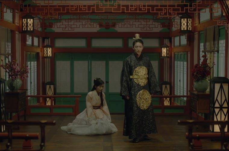 4th Prince and hae soo