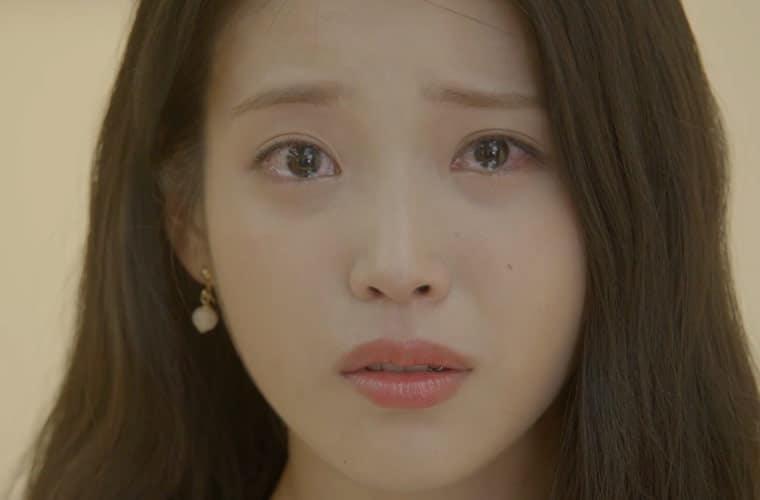 hae-soo cries in scarlet heart ryeo