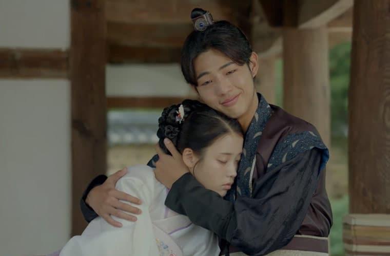 Scarlet Heart Ryeo Ending - 14th prince and hae soo as she dies