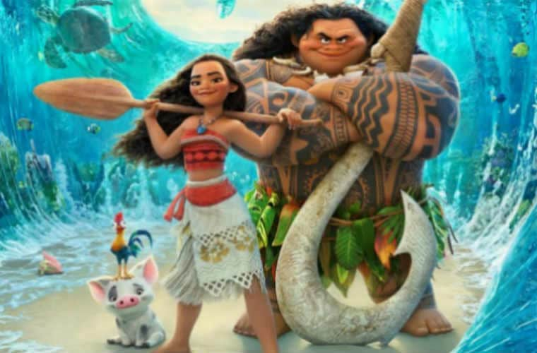 Moana Film Review: A Magical Animated Adventure
