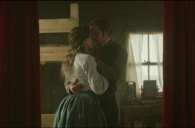 Romantic Moment of the Week Jericho; Annie and Johnny
