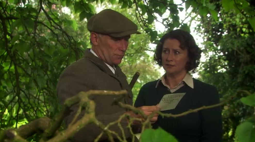 Land Girls suspicions