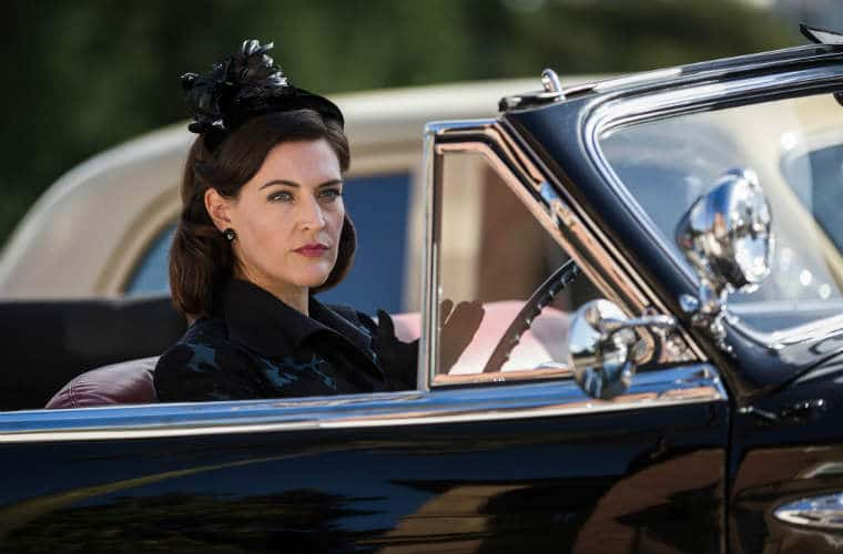 Regina in A Place to Call Home. Photo Courtesy of Acorn TV