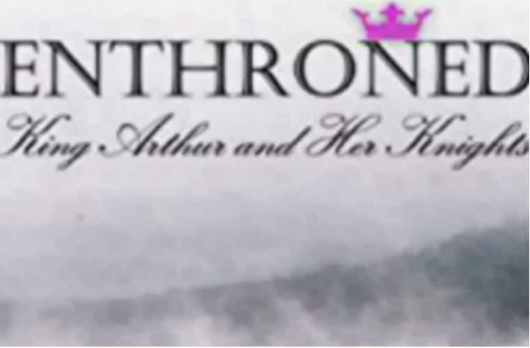 YA Book Review: Enthroned, A New Twist on an Old Tale (2013)