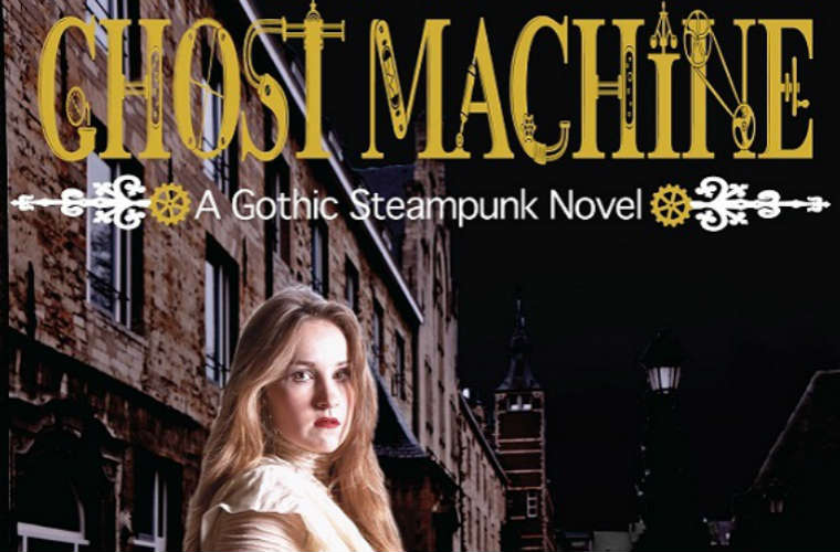 Throwing Steampunk and Gothic Romance into a Blender: A Guest Post by Kristen Brand