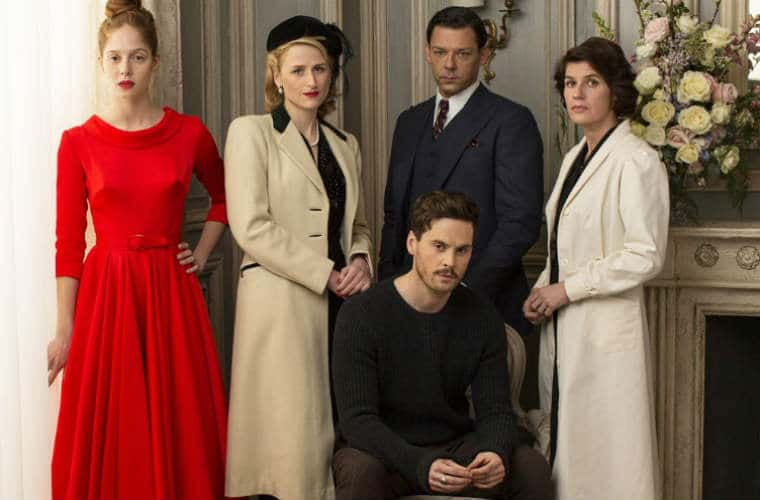 The Collection. A 1940s period drama. Photo: Amazon