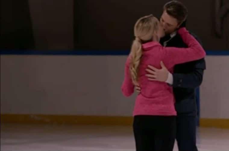 Love on Ice Kiss