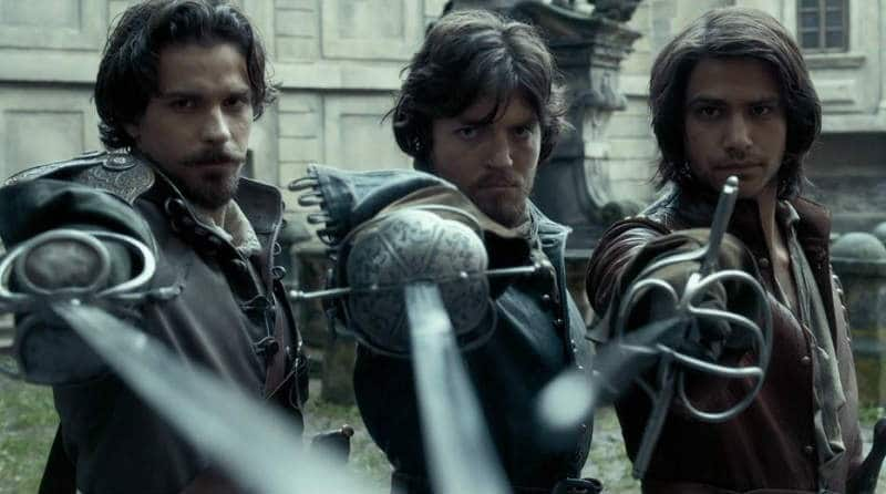 Musketeers All for one