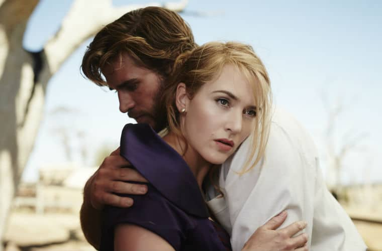 The Dressmaker starring Kate Winslet and Liam Hemsworth. Photo: Universal Pictures/Amazon Studios/Screen Australia
