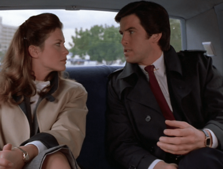 Remington Steele - lots of witty banter