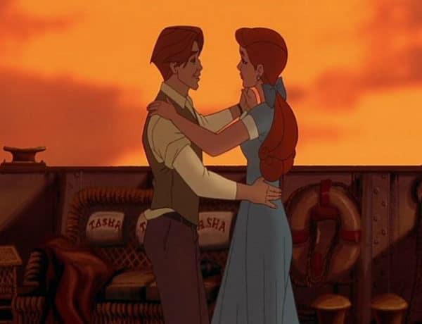 Anastasia deck dance romance