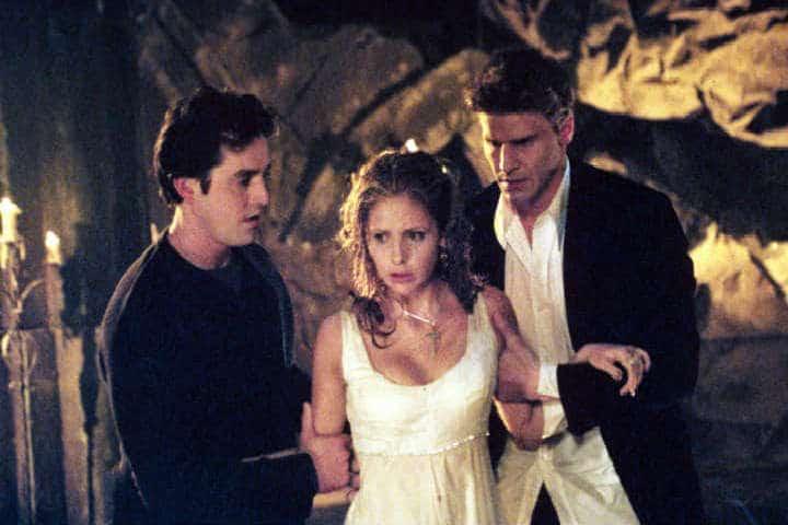 Twenty Years Later, The Romances of Buffy the Vampire Slayer Ranked