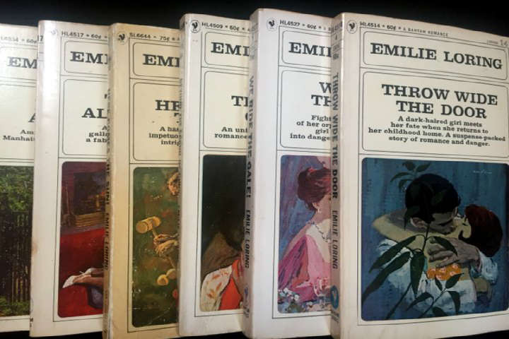 Introducing Emilie Loring - Author of Classic Romantic Novels | The Silver Petticoat Review