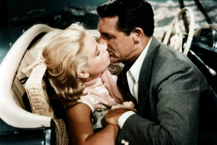 Five Romantic Films – Hitchcock Style