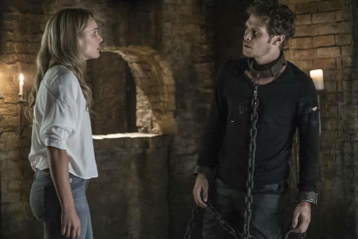 No Quarter Klaus and Cami