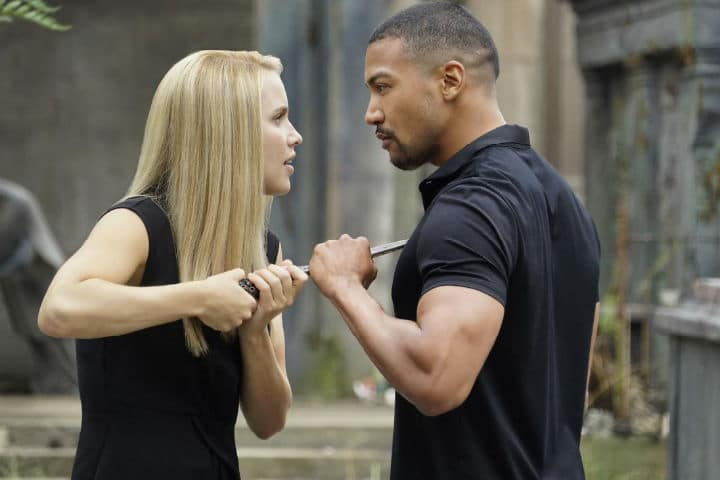 No Quarter Marcel and Rebekah