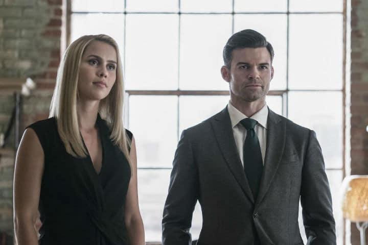 Rebekah and Elijah No Quarter