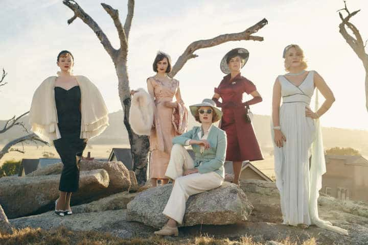The Dressmaker costumes