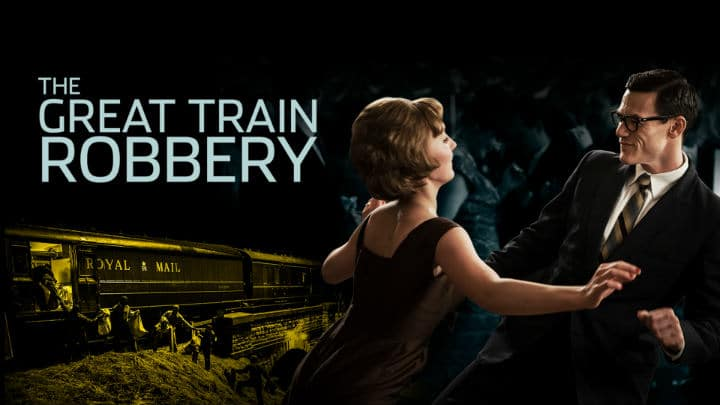 streaming video april 2017; luke evans in the great train robbery
