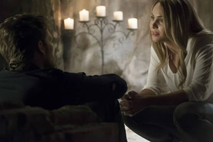 The originals no quarter klaus and cami