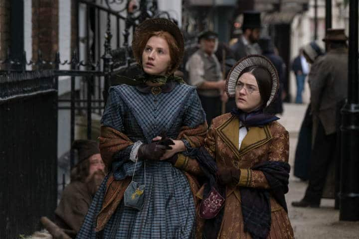To Walk Invisible Anne and Charlotte Bronte