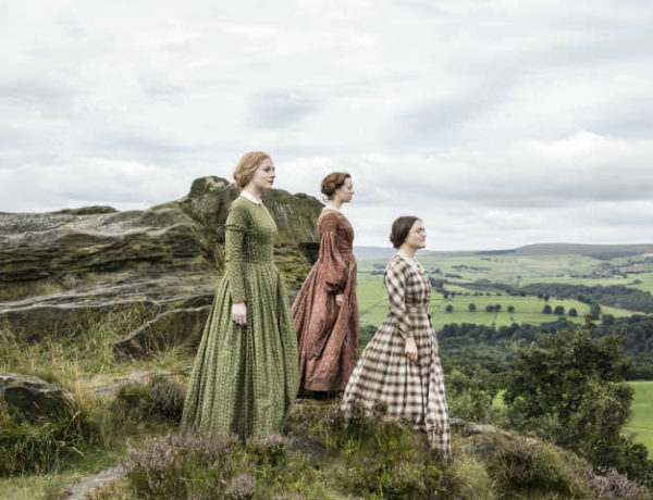 To Walk Invisible Bronte sisters