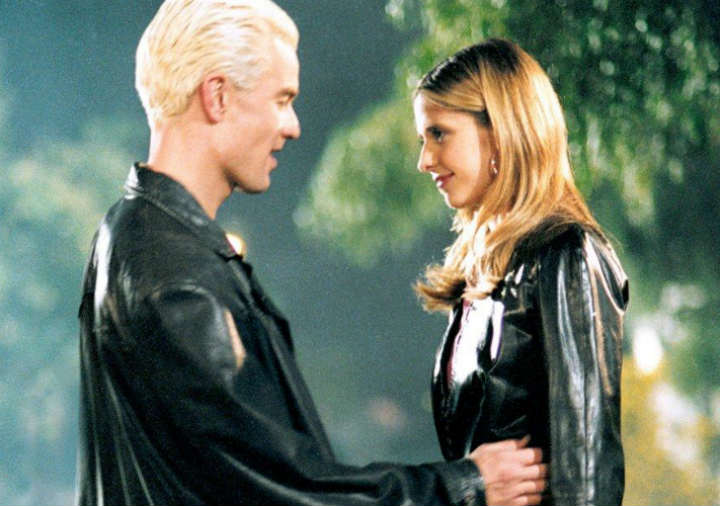 Buffy the Vampire Slayer Romances