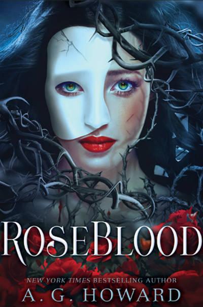 RoseBlood Book Review